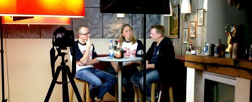 Talk in der Alm mit Dieter Schoeller