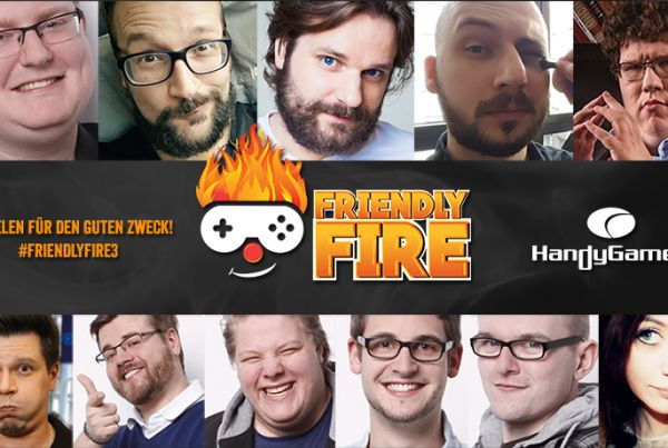 Friendly Fire 2017