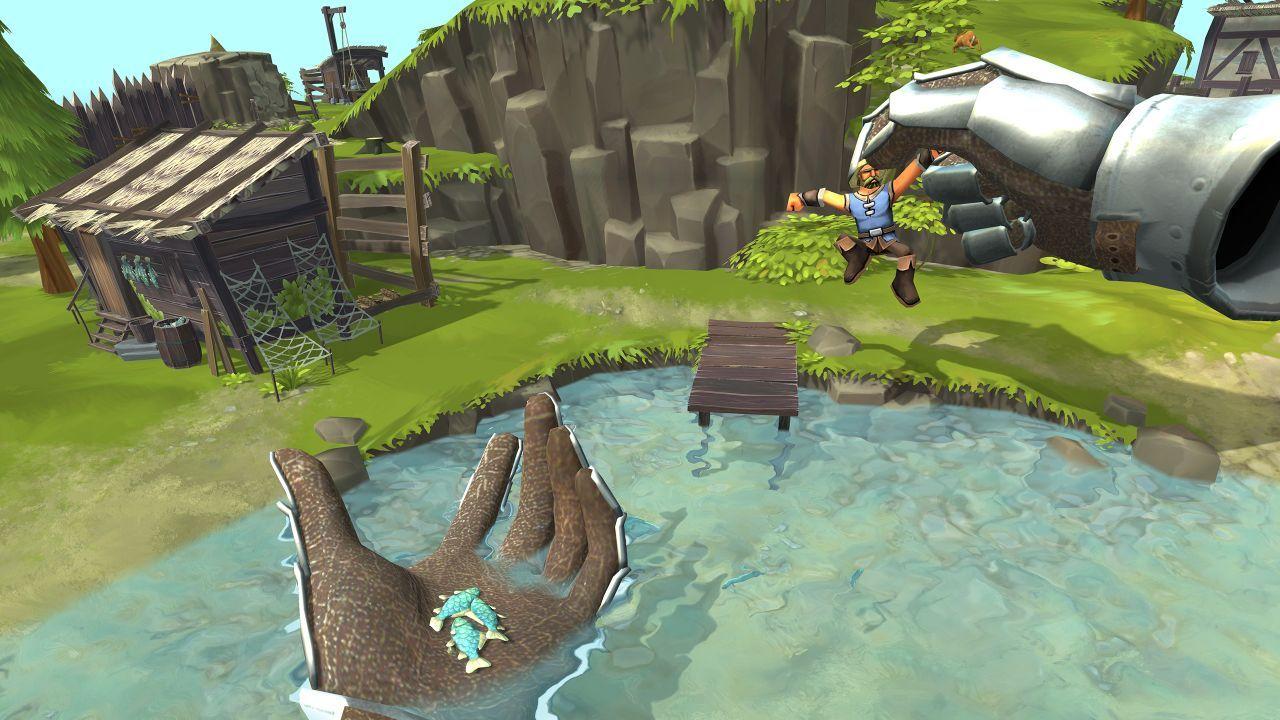 Townsmen VR Screenshot 03