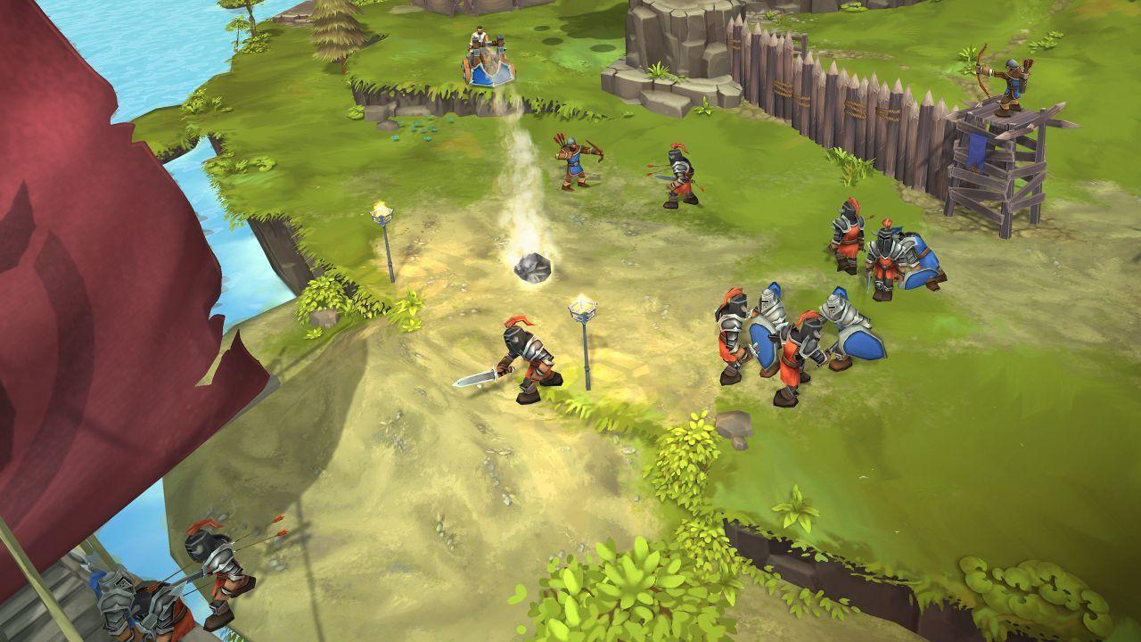 Townsmen VR Screenshot 04