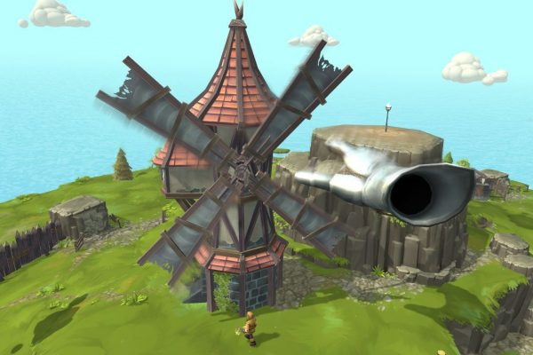Townsmen VR Screenshot 05