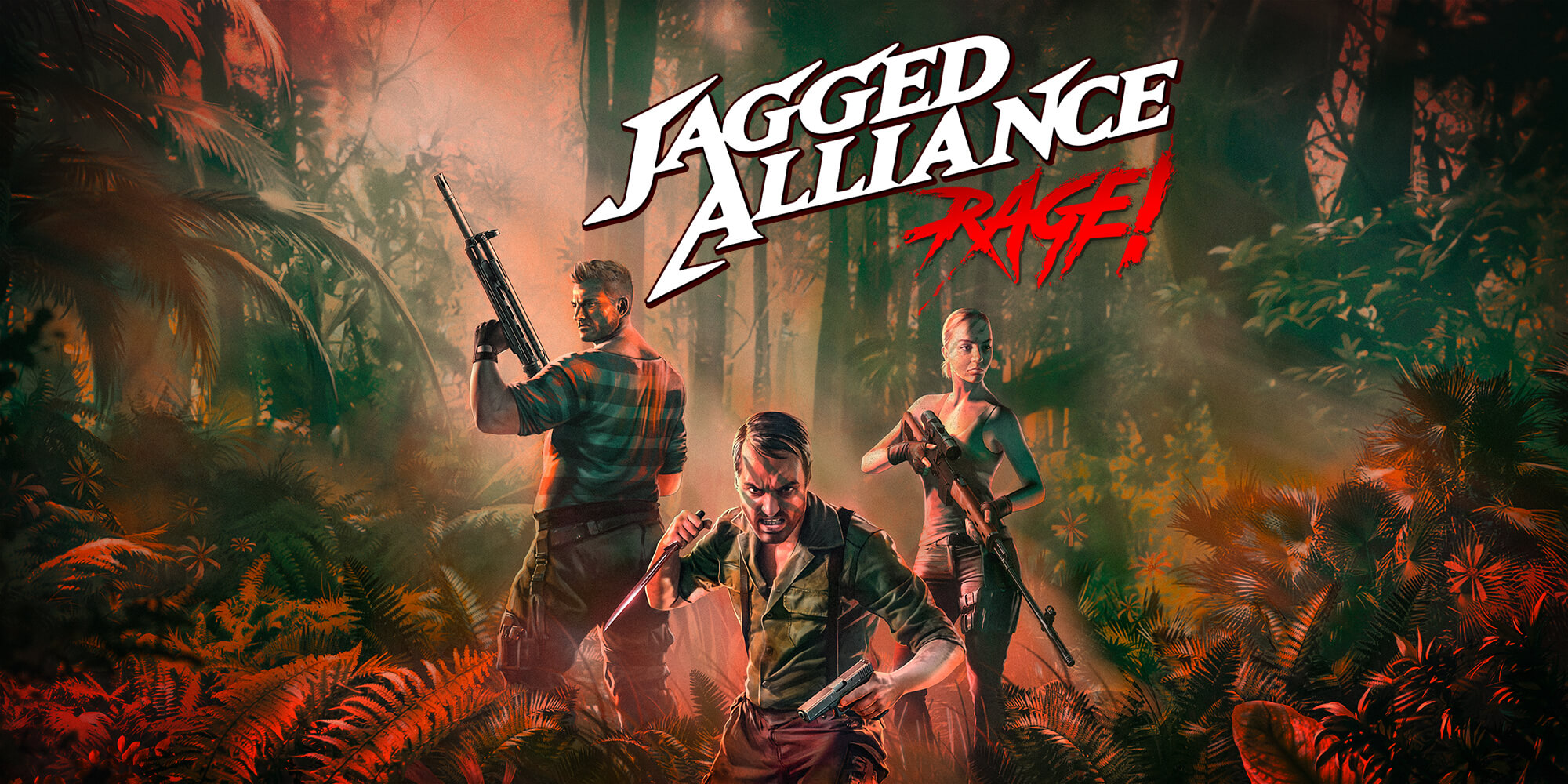 Jagged Alliance: Rage! coming this fall