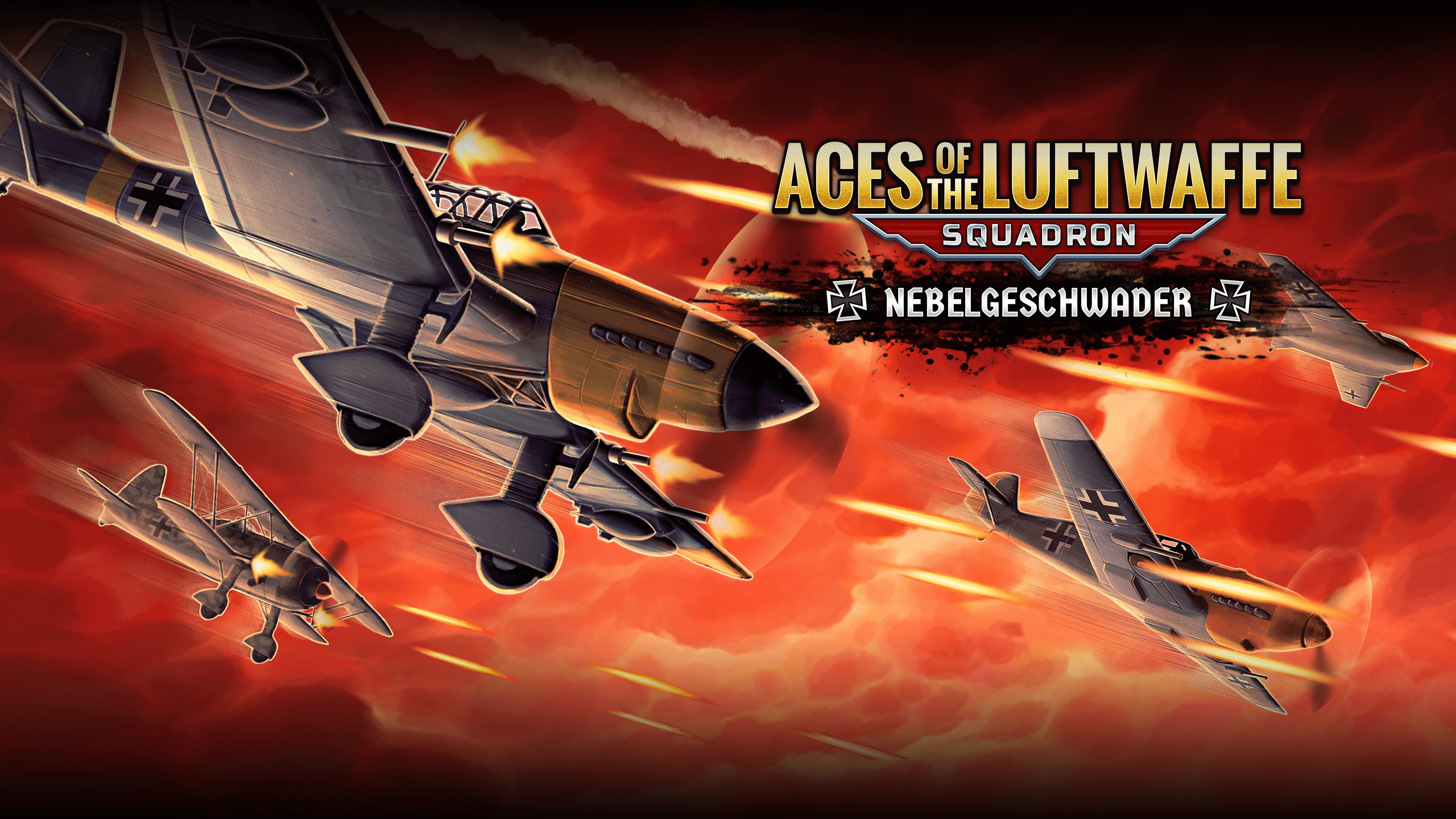 Aces of the Luftwaffe – Squadron DLC is coming!