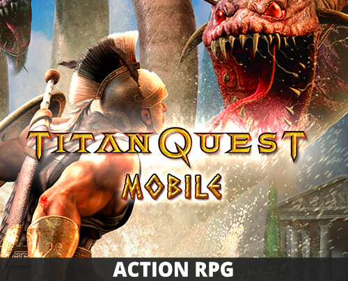 Titan Quest | Legendary Hack and Slash Game | HandyGames™
