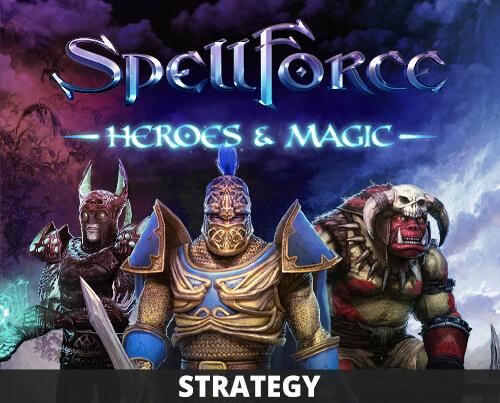 SpellForce: Heroes & Magic   HandyGames™