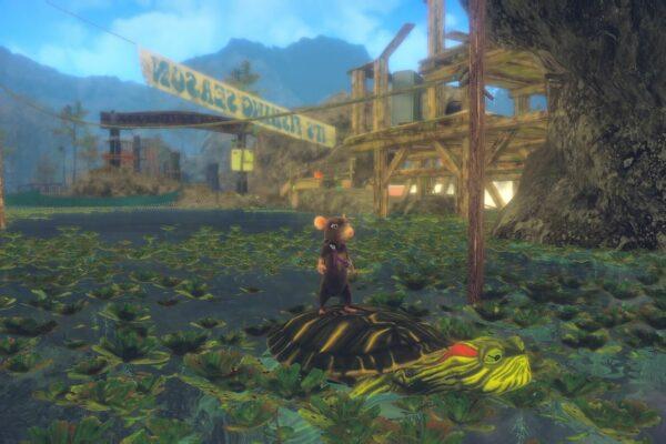 A Rat'S Quest Screenshot