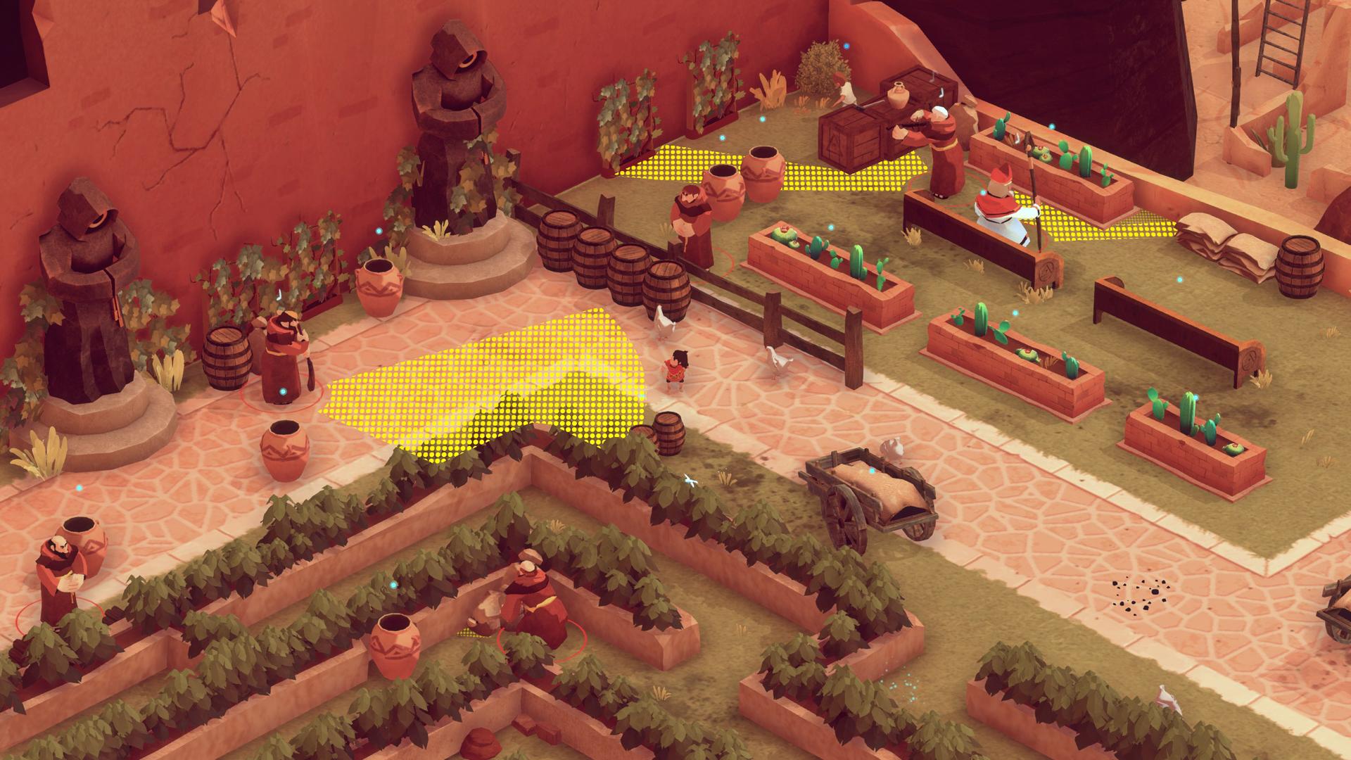 El Hijo - A Wild West Tale | non-violent stealth game | HandyGames™